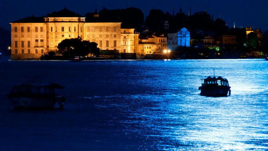 Lake Maggiore evening cruise