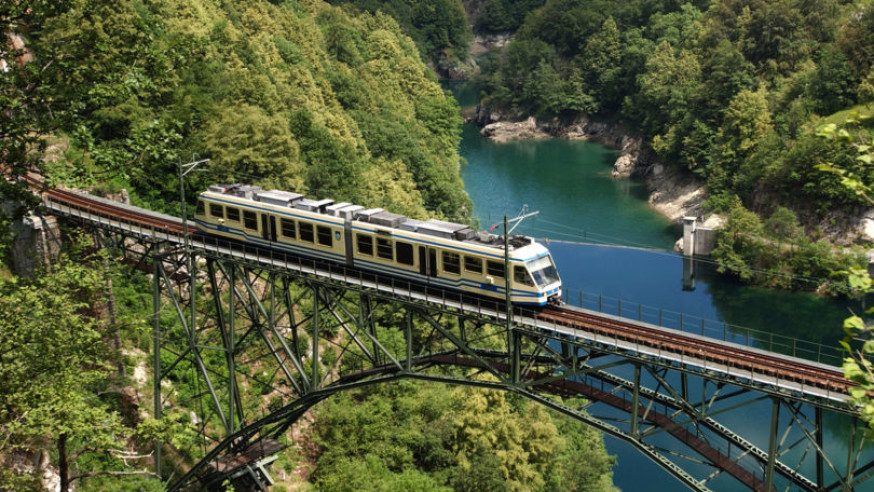 Lake Maggiore Express Train