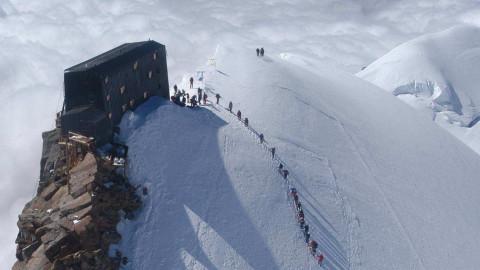 Survival activity on Lake Maggiore