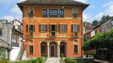 Orta wedding Villa Bossi
