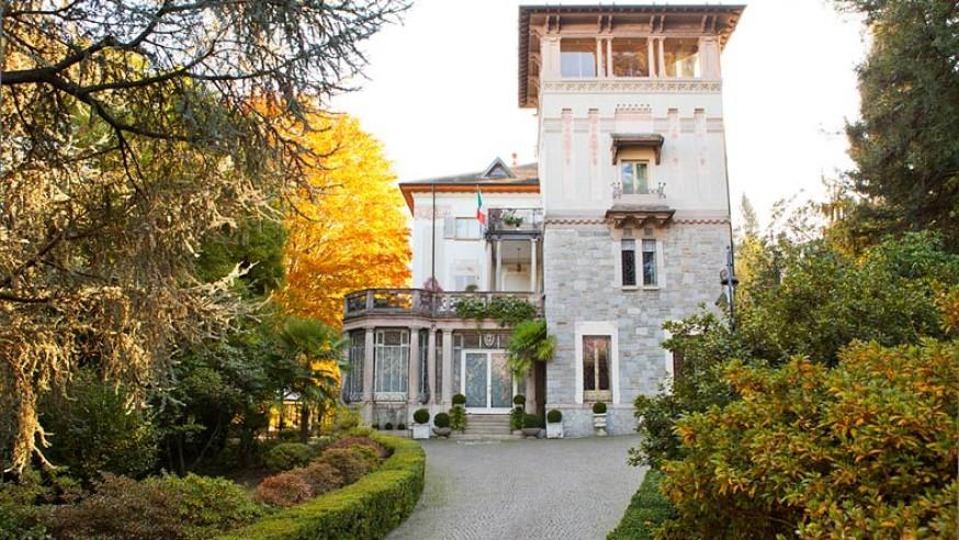 Villa Virginia Stresa Lake Maggiore