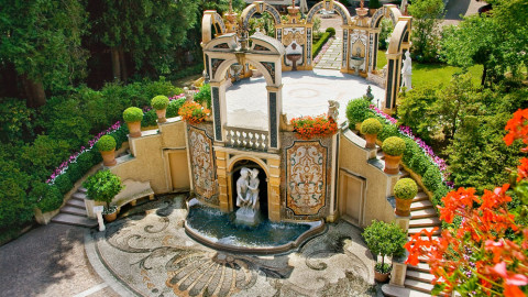Grand Hotel Des Iles Borromees 5* Hotel in Stresa