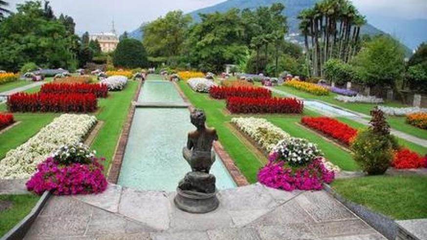 Villa Taranto Gardens the most beautiful garden in the world tel