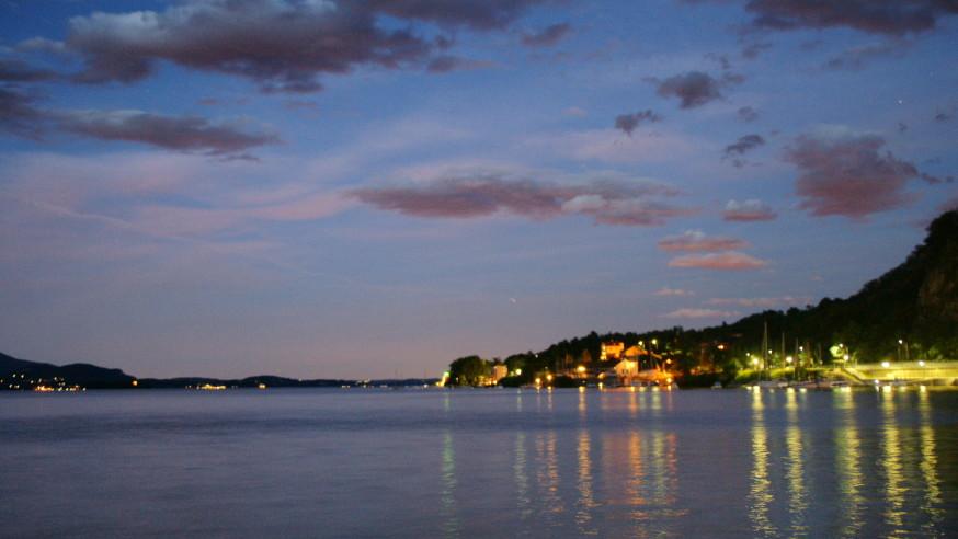 Lake Maggiore private boat service to the borromean islands