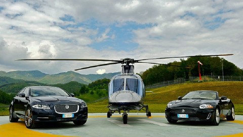 Lugano Helicopter transfers