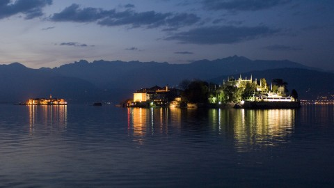 Boat tours on Lake Maggiore