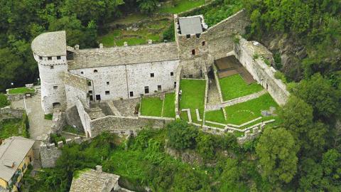Castle of Vogogna
