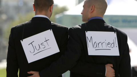 Gay wedding Lake Maggiore