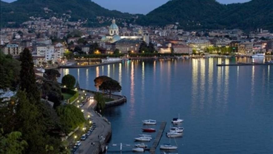 Expo 2015 Milan lake como incentive travel