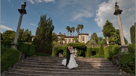 Villa San Remigio Pallanza wedding
