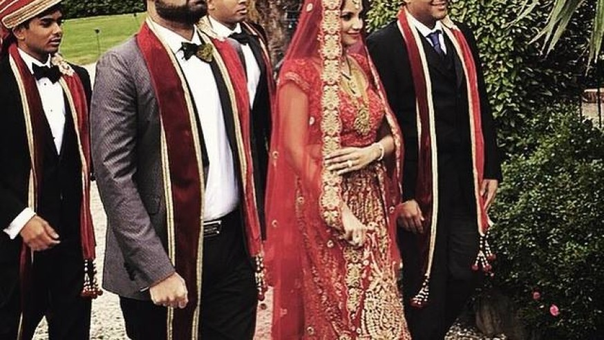 Indian Wedding Lake Maggiore