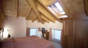 Hotel San Gottardo room