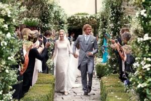 Wedding Casiraghi Borromeo Pallanza