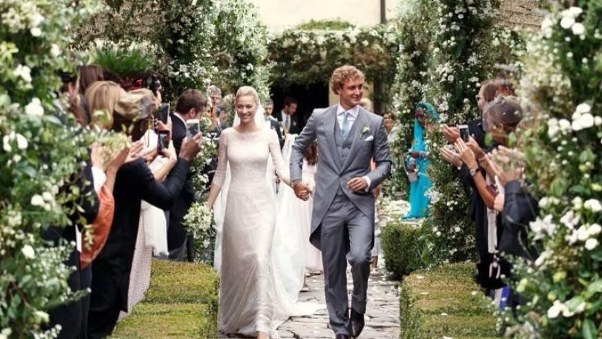 Royal wedding Lake Maggiore