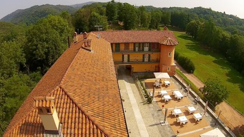 Relais over Lake Maggiore & Lake Orta