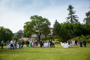 Villa Pestalozza wedding Lake Orta