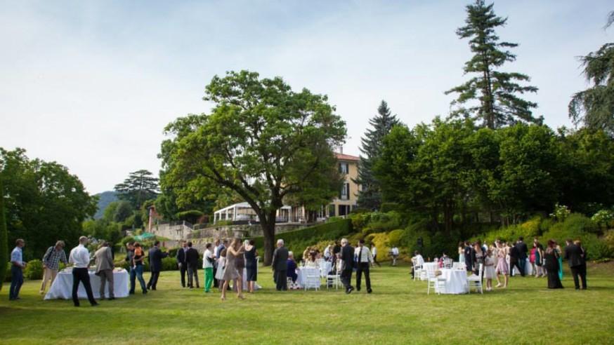 Villa Pestalozza Lake Orta Wedding Location