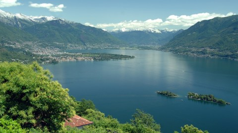 Brissago Islands Team building