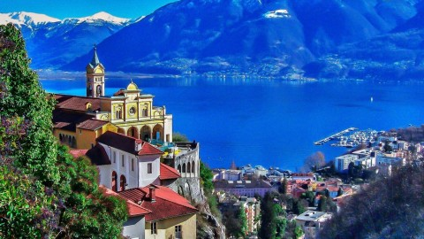 Locarno Canton Ticino – Switzerland