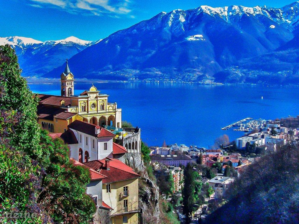 Locarno Canton ticino   Lake Maggiore Events
