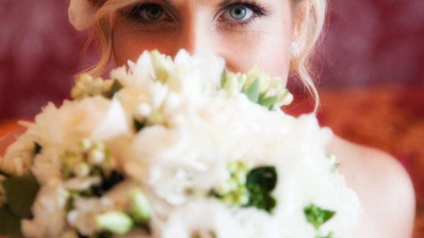 Wedding bouquets on Lake Maggiore