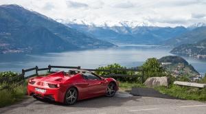 Ferrari Tour Lake Maggiore