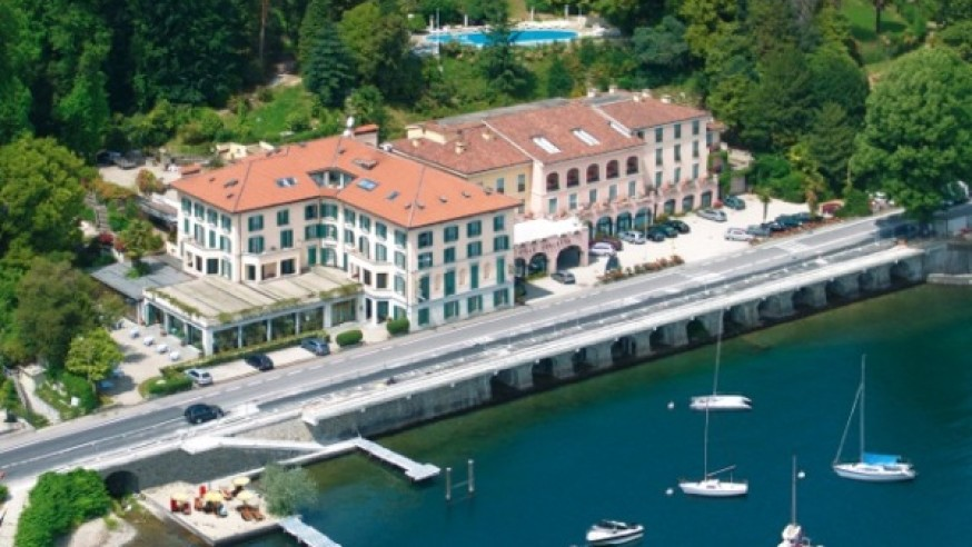 Hotel Villa Carlotta Belgirate