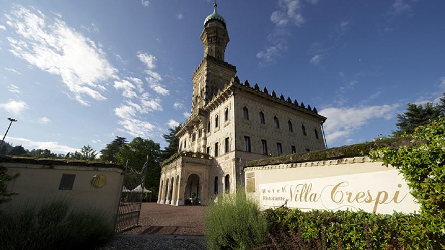 Villa Crespi a 2 stars Michelin experience