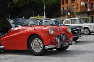 vintage car tour Lake Maggio