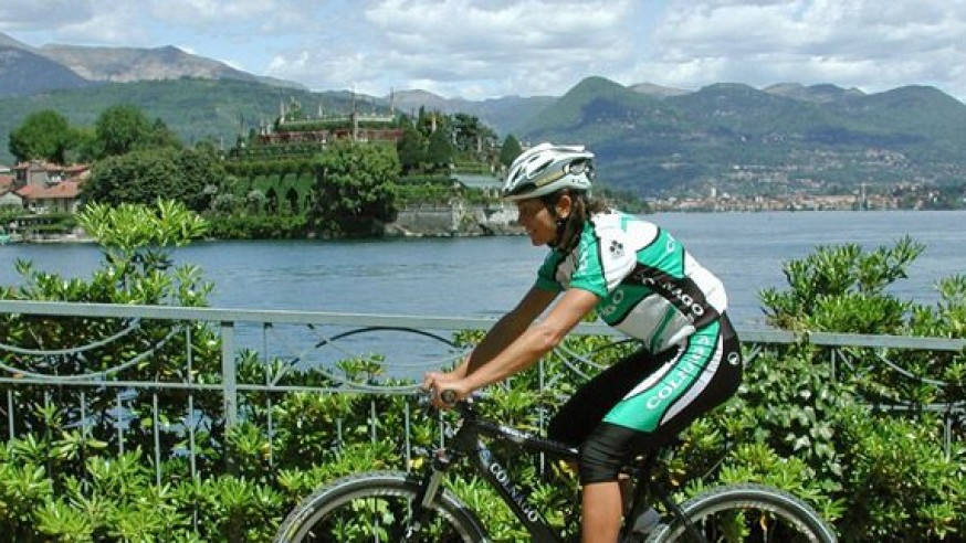 Lake Maggiore Mountain bike