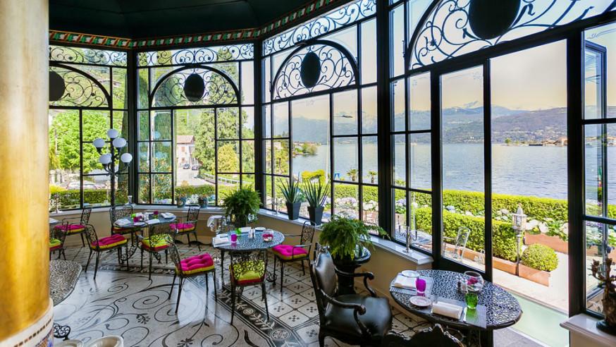 Villa & Palazzo Aminta, Stresa