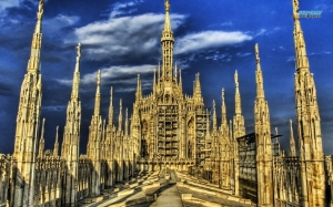 Milan from Lake Maggiore excursion