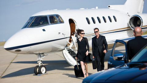 Private Jet Charter Lugano