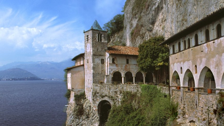 Hermitage of Santa Caterina del Sasso Events