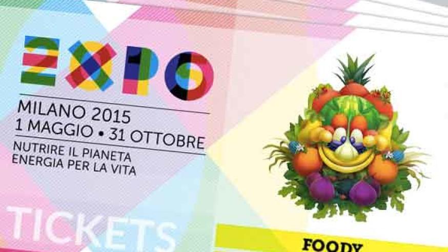 Milan Expo tickets Lake Maggiore