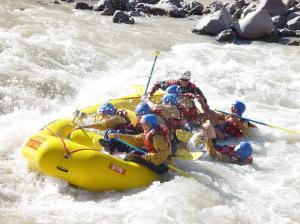 rafting Lake Maggiore adventure
