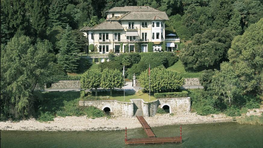 Villa Claudia Dal Pozzo Belgirate