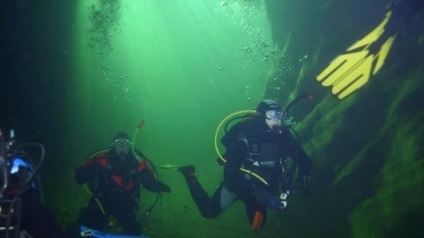 Sant'Anna Ravine Diving