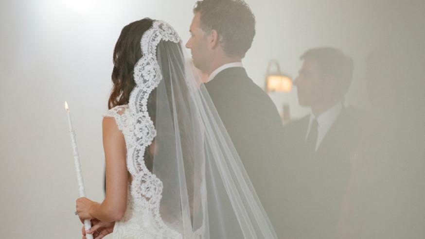 Orthodox wedding Lake Maggiore