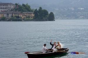 wedding boat
