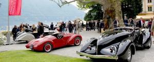 Vintage cars lake Maggiore Castle Teambuilding