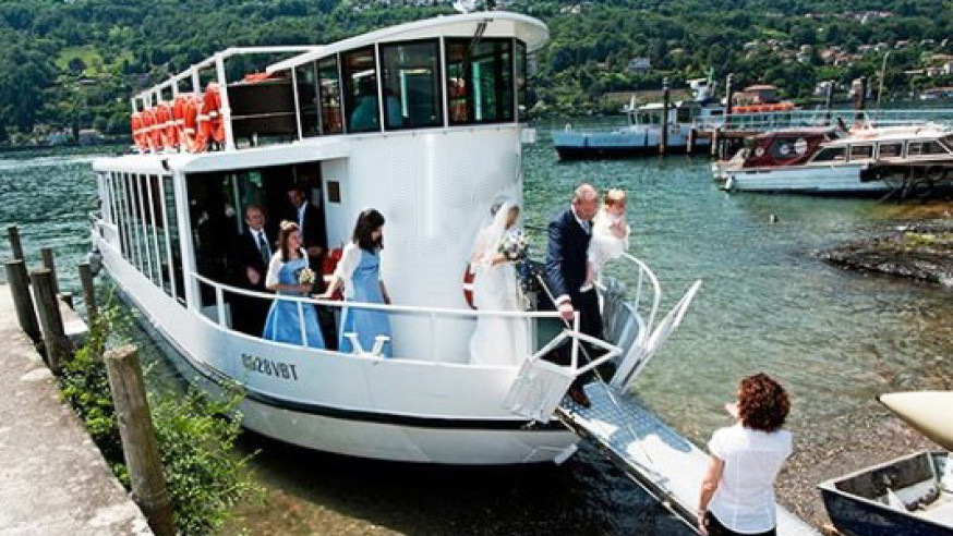 Boat Hire Cruise Lake Maggiore