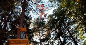 Adventure park Lusentino