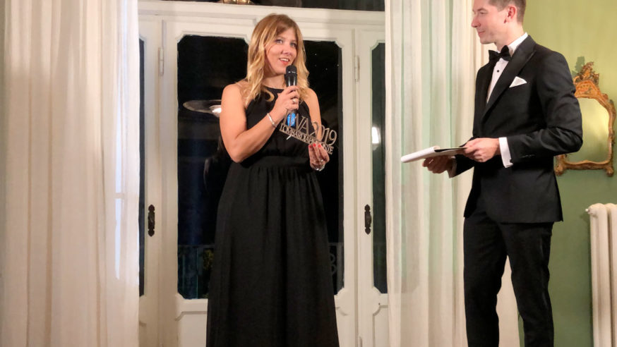 ITALIAN WEDDING AWARDS 2019 The winner is Federica Zambonini – Verbano Events